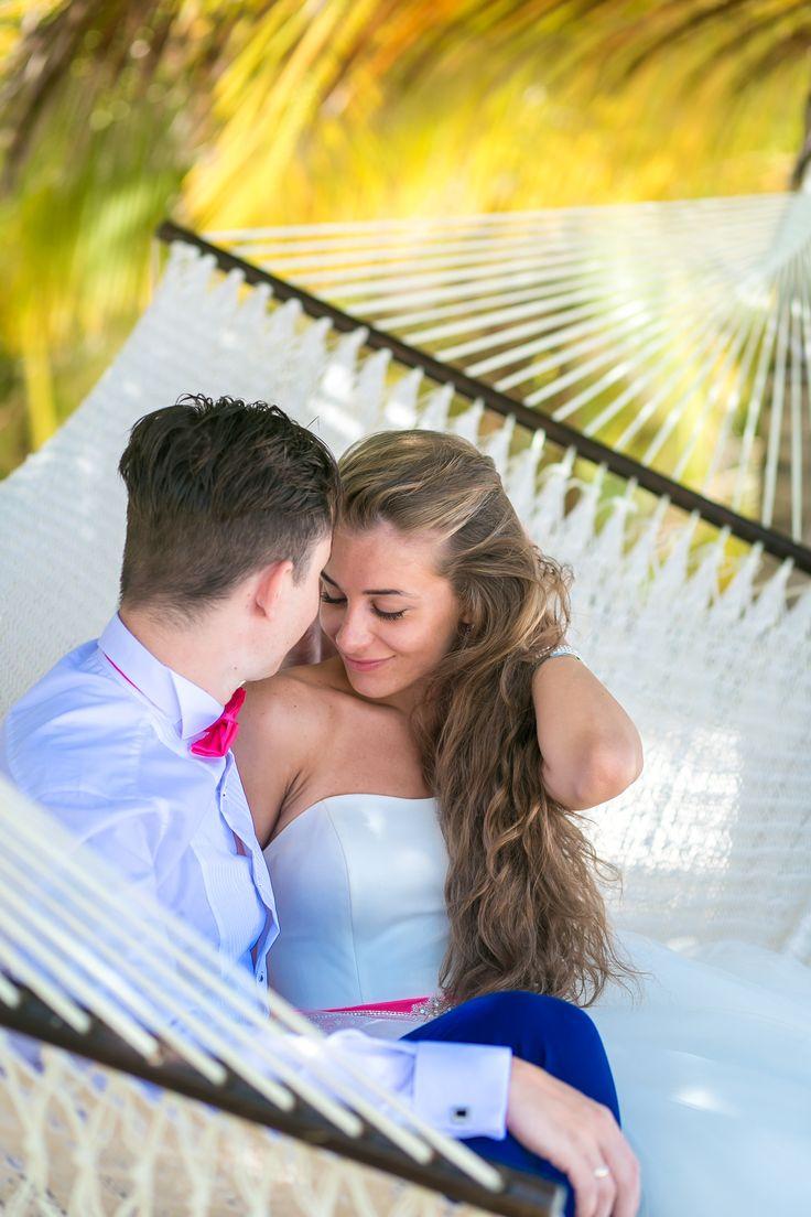 Wedding Photosession in Punta Cana. #PhotographerinDominican Republic #WeddinginDominican Republic #Caribbean #PuntaCana #BrideinHammock #ФотографвДоминикане #СвадьбавДоминикане http://vossfoto.com