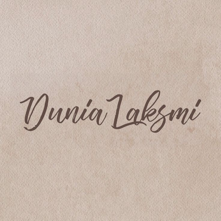 Published soon! My very first book of poems: Dunia Laksmi (Laksmi's World). #dunialaksmi