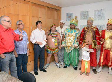A VOZ DE CATINGAL E REGIÃO: Escolha do Rei Momo acontece nesta sexta