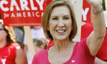 Carly Fiorina Makes The Cut For CNN's GOP Debate
