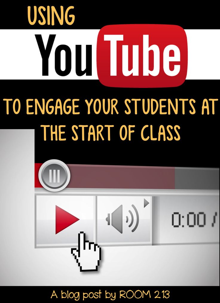 My favourite youtube videos for engaging students and starting discussion