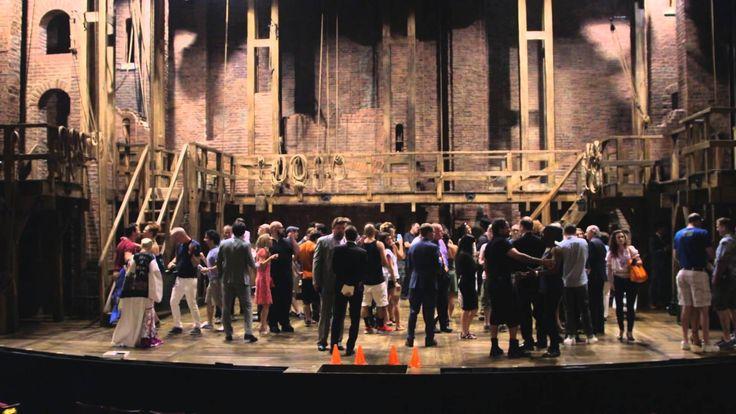 Hamilton Opening Night - Cast Perspective