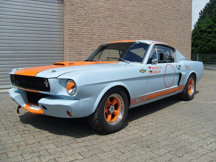 American Muscle Motorsports And Services Gulf Mustang