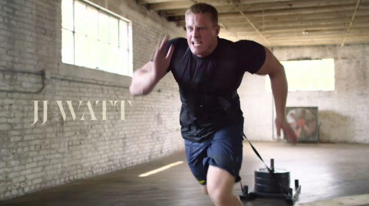 J.J. Watt Locks In with Reebok Pump http://www.muscleandfitness.com/athletes-celebrities/news/jj-watt-locks-reebok-pump