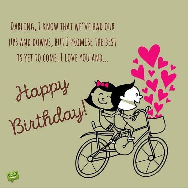 78+ Cute Happy Birthday Quotes On Pinterest