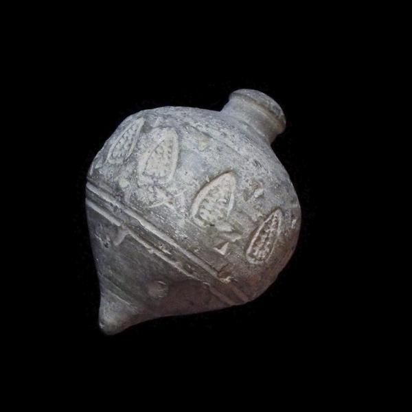 Byzantine Greek Fire Hand Grenade, 9th- 11th Century AD