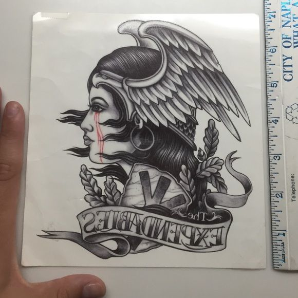 Expendables Tattoo Wallpaper Expendable Tattoo Drawing By: 9 Best Pretty Ladies Images On Pinterest