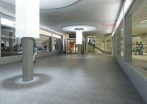 2007 Veloparking Bahnhof Chur  Flächendeckender Velotransport PostAuto Graubünden  Veloland Regional Stifutng Veloland Schweiz  PRO VELO SCHWEIZ - Prix Velo Infrastruktur 2007