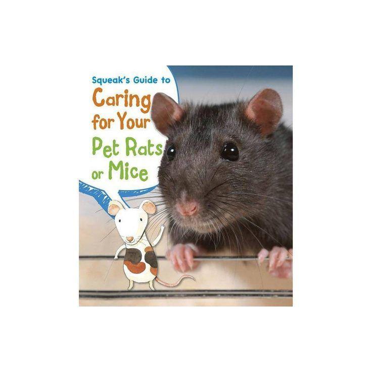 Squeak S Guide To Caring Fur Ihr Haustier Ratten Oder Mause Pets Guides Von Isabel Thomas Taschenbuch 2020 Goruntuler Ile