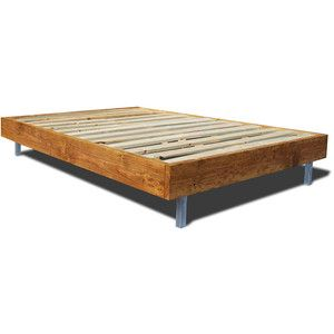 platform bed frame with metal legs modern and rustic bed simple wood bed frame modern bed