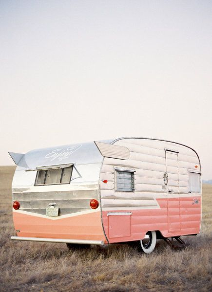 Shasta travel trailer. I worked for Shasta in the early 80s.  Love thus!