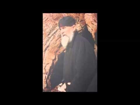 Περί Νήψεως - Γεροντας Εφραιμ της Αριζονας - YouTube