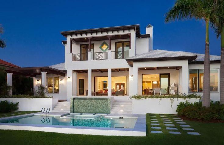 Hawaii Tropical House Design
