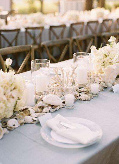 Best 10 Beach Wedding Tables Ideas On Pinterest