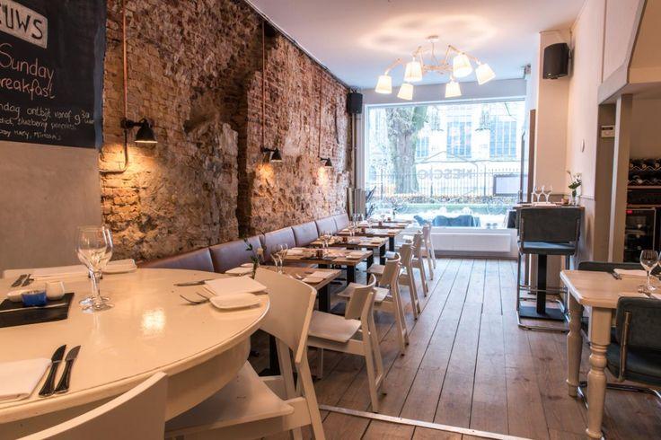 Restaurant Nescio › Coffee   Food   Drinks