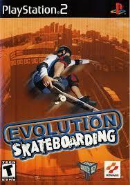 Evolution Skateboarding - PS2 Game