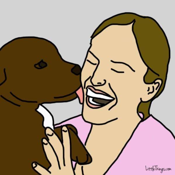 10 façons étonnantes qu'a votre chien de vous dire qu'il vous aime !