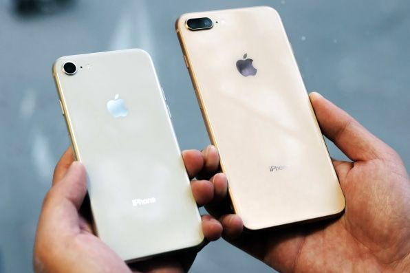The New Huge Screen Iphone Xs Max Is Intriguing In A Big Way Iphone Iphone 7 Rose Gold Gold Iphone