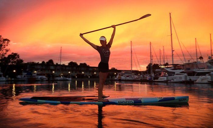 Wednesday and Friday Sunset Cruise | Pro SUP Shop Marina Del Rey