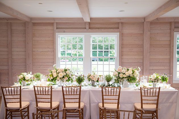 Brides: This Enchanted Garden-Inspired Wedding in Southampton Is Oh-So Romantic
