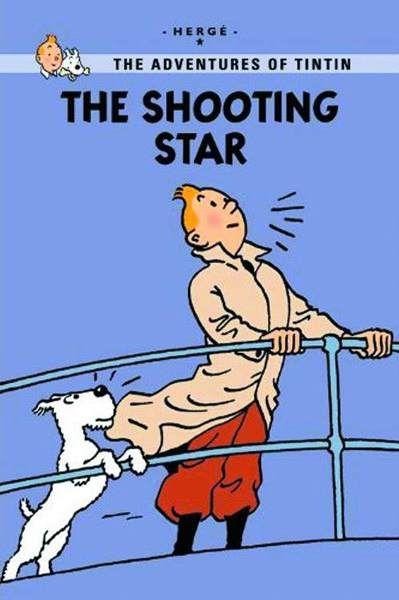 Les Aventures de Tintin - Album Imaginaire - The Shooting Star