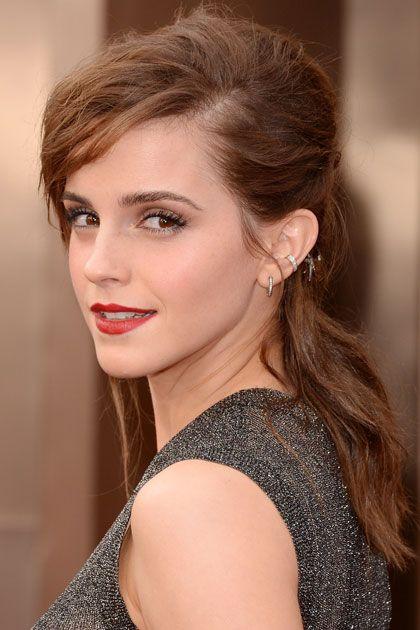 Emma Watson at the 2014 Academy Awards
