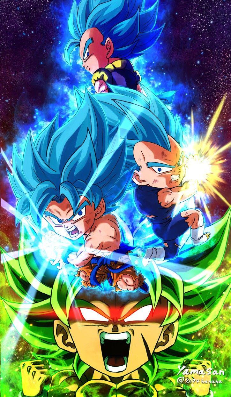Pin De Louis J En Dragonball Z Super Movie Dibujo De Goku