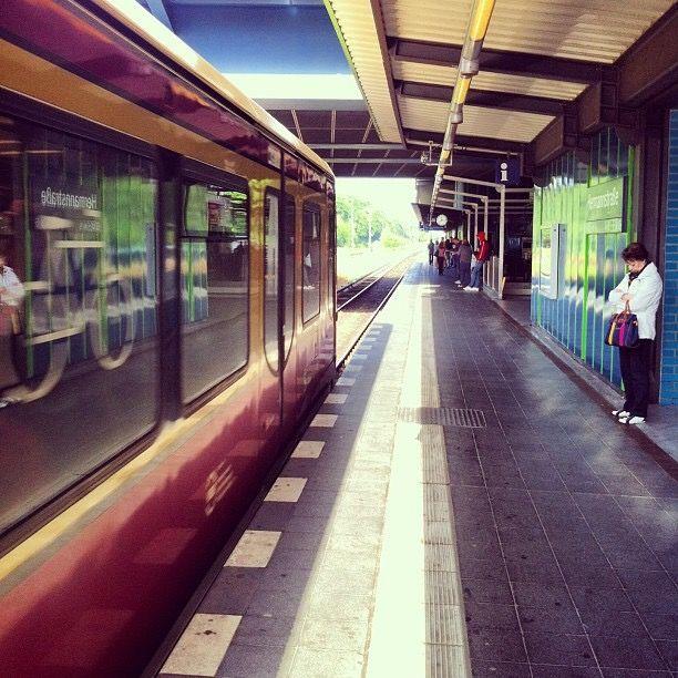 S-Bahnhof Hermannstr.