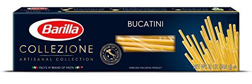 Barilla Collezione Pasta Bucatini 12 Ounce ** Check this awesome product by going to the link at the image. (Note:Amazon affiliate link)
