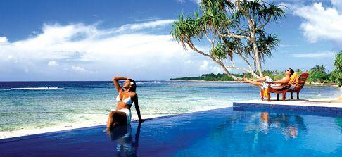 Ramada Resort Breakas Beach Vanuatu.
