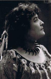 E. Pauline Johnson, Mohawk Poetess