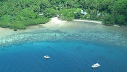 Book Shangri-La's Fijian Resort & Spa | Yanuca Island Hotel Deals  Adults only pools, no airconditioning listed