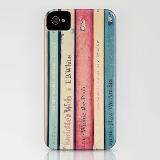 bookish iphone cover: