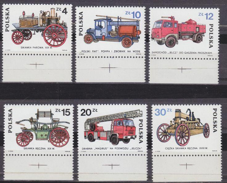 Fire Engines - Poland