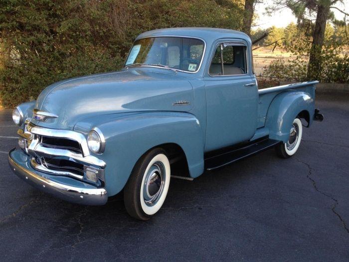 1954 Chevrolet 3100 5 Window Step Side