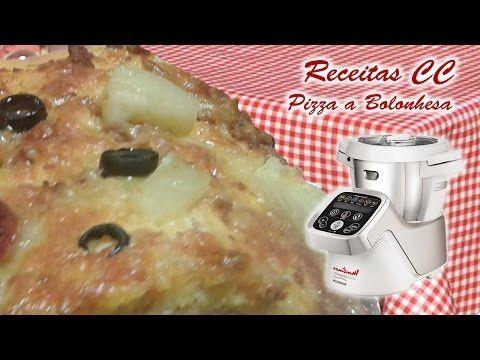 Pizza Bolonhesa | Receitas CC
