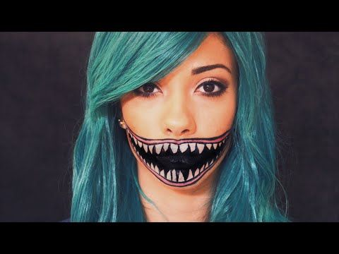 Especial Halloween: Boneca Assustadora Makeup Tutorial - YouTube