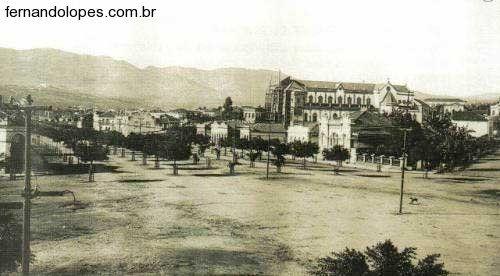 1910 - Praça Sete Belo Horizonte