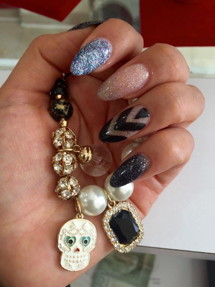 acrylicnail nailart