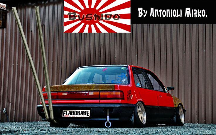 Civic Sedan Bosozoku Style.