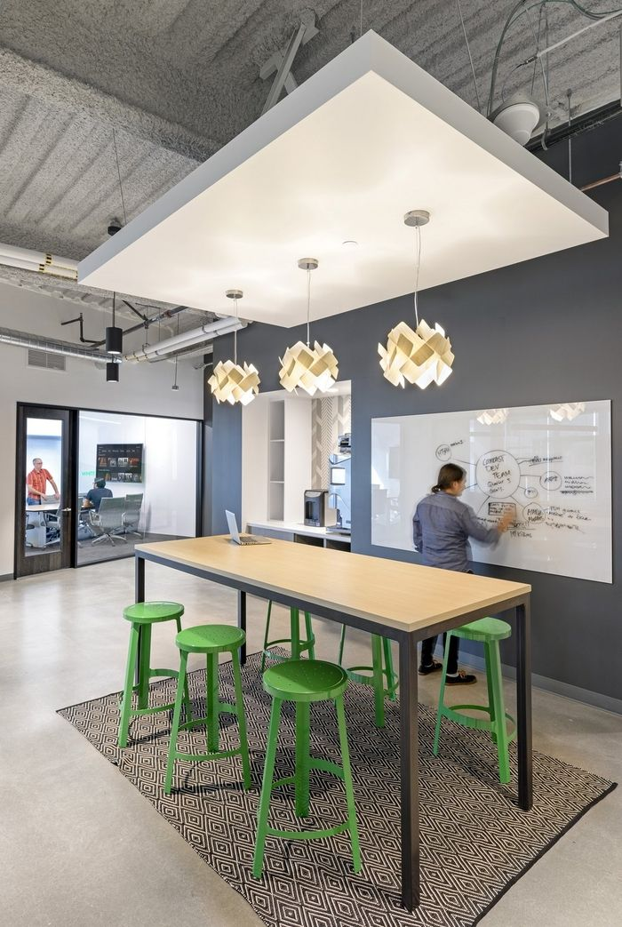 Office tour comcast s silicon valley innovation center - Lloyds architecture planning interiors ...