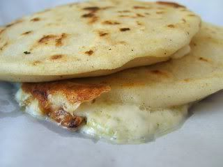 This is an easy pupusa recipe. My favorite Salvadorian Food!