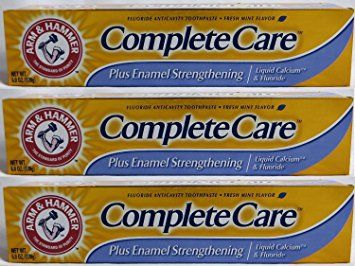 Arm & Hammer Complete Care Toothpaste, Enamel Strengthening, Fluoride Anticavity, Fresh… Review
