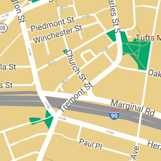 Plan your vacation with our interactive Boston Map. User-friendly design with detailed info about all the tourist attractions and Old Town Trolley route.