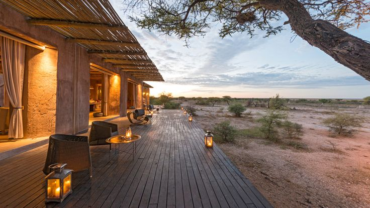 Onguma The Fort in Etosha National Park #namibia #luxuryretreat