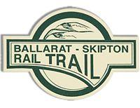Ballarat-Skipton Rail trail (near Clarkesdale Bird Sanctuary)