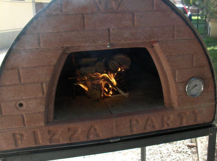 9 best forni a legna pizza party per giardino e terrazza images on pinterest pizza party - Forno a legna interno ...