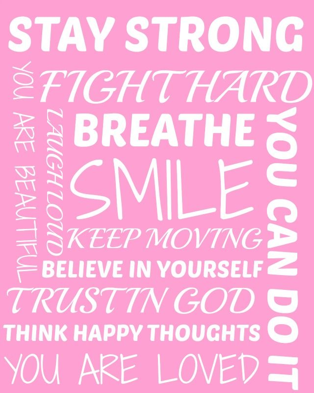 Breast Cancer Quotes Custom 82 Best Breast Cancer Quotes & Inspiration Images On Pinterest . Design Ideas
