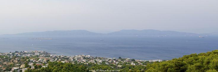 Aegina view