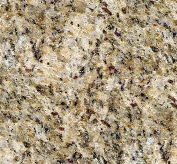 Kitchen Perimeter and Island Countertops (Opt 2 STANDARD) : St. Cecelia Granite